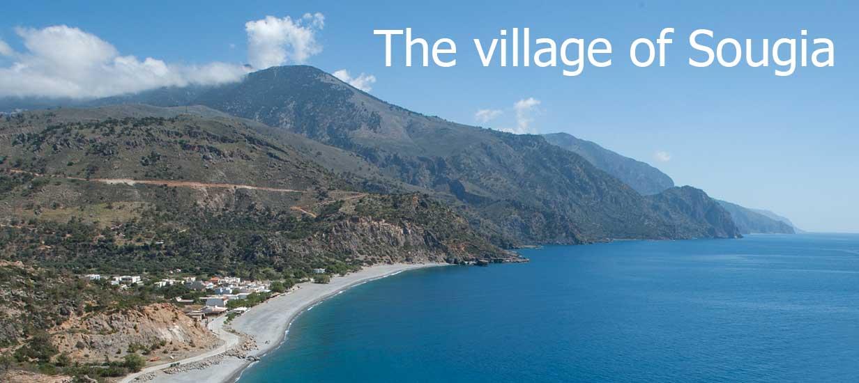 Sougia On The South Coast Of Crete